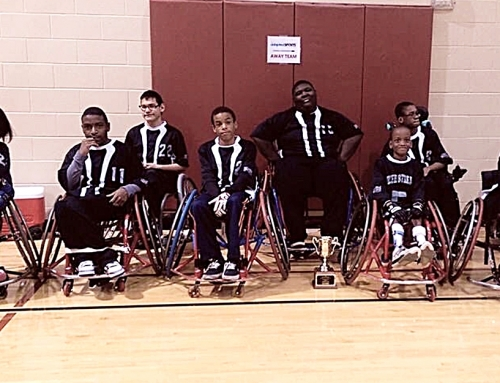 Silver Streaks Finish Second in AAASP Handball State Championships