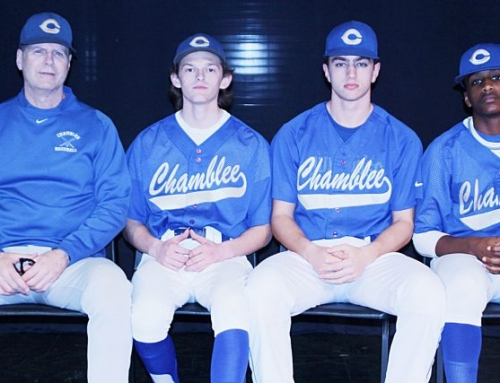 Chamblee Rolls to Four Consecutive Wins During Week 4 Baseball Action