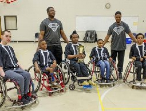 Silver Streaks Fall to Henry Hurricanes in JV Wheelchair Championship