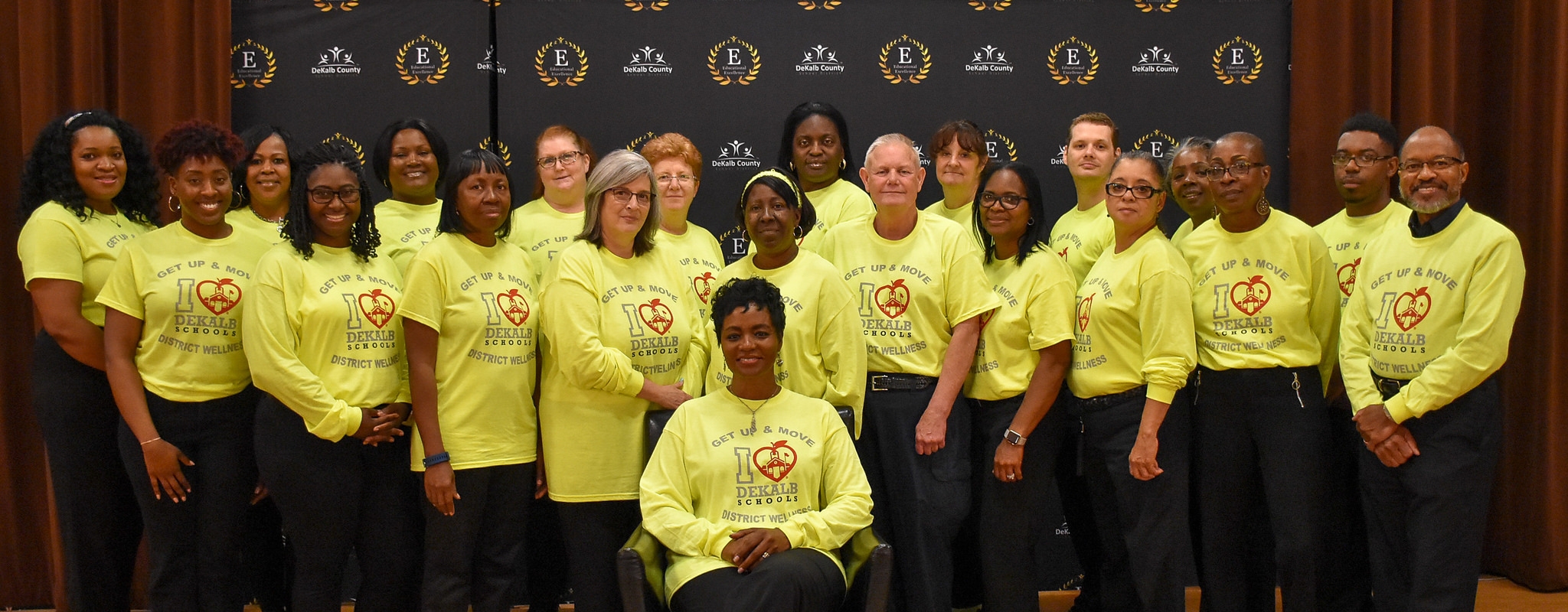 School Nutrition Services staff