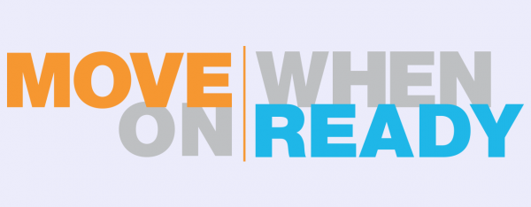 move on when ready banner