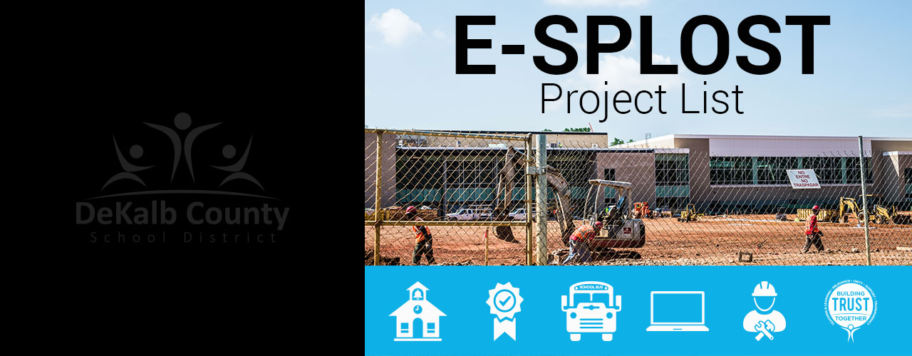 Classrooms, Safety And Facility Upgrades Included In E-SPLOST V Project List
