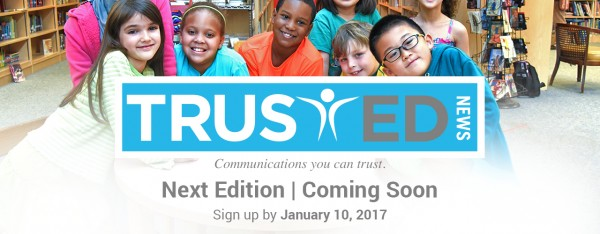 trusted news signup
