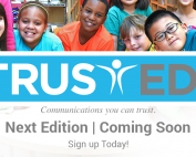 TrustED News Logo Banner