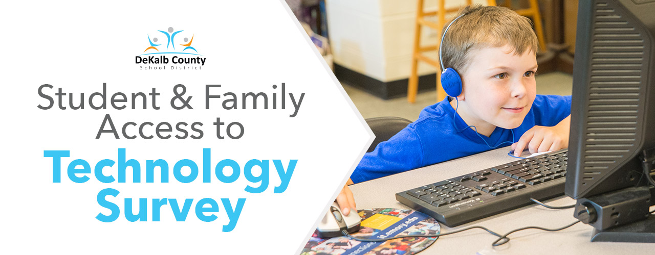Student & Family Access to Technology Survey