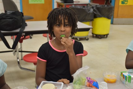 Free Summer Meals For District Students