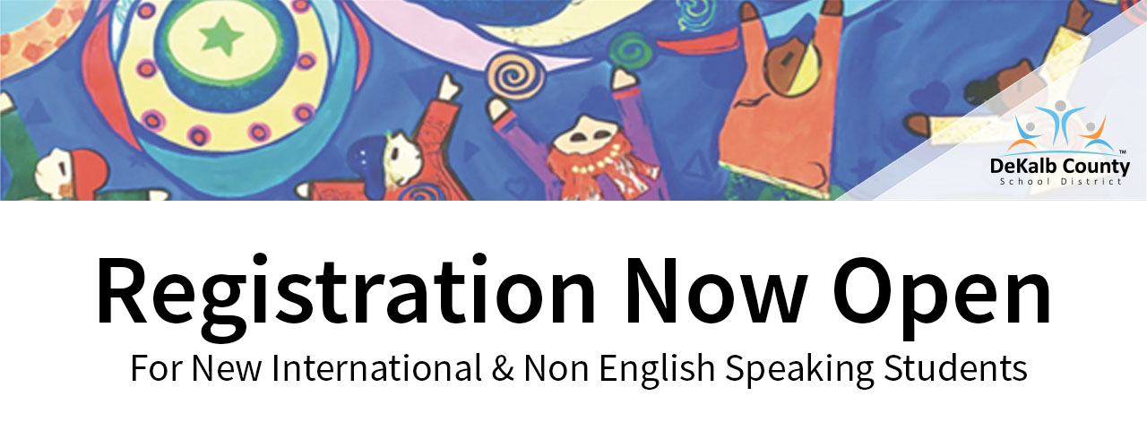 Registration for New International & Non-English Speaking Students