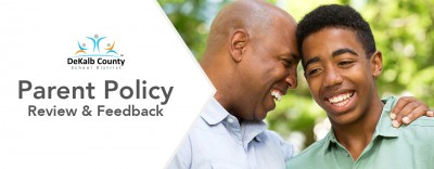 FY18 Parental Involvement Policy Review & Feedback