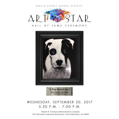 Introducing the 2017-2018 Art Star Hall of Fame!