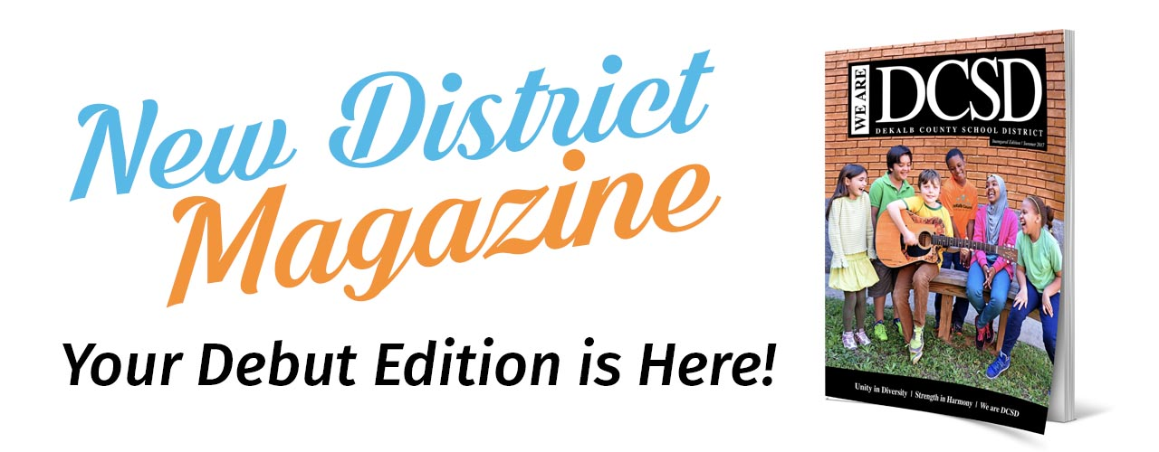 Introducing We Are DCSD Magazine!