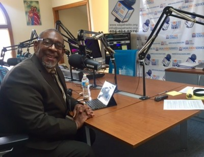DCSD Partners with Local Radio to Reach International Community