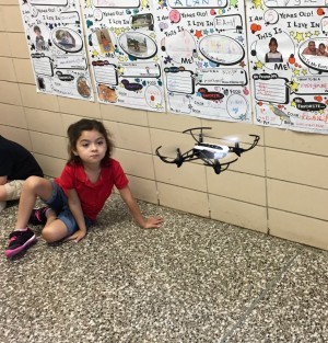 STEM Learning Through Drones