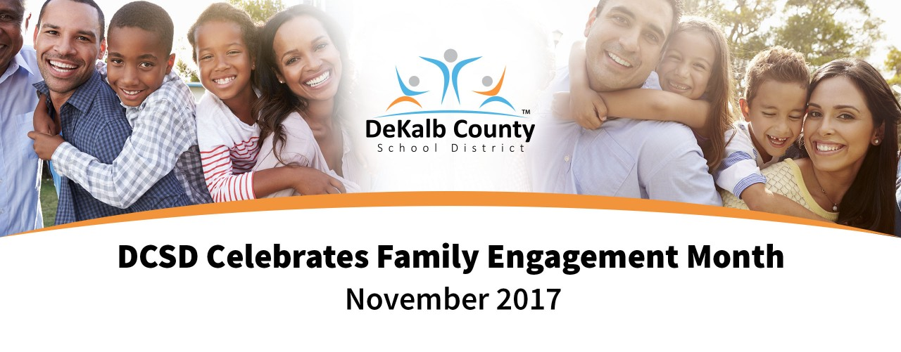 Celebrate National Family Engagement Month