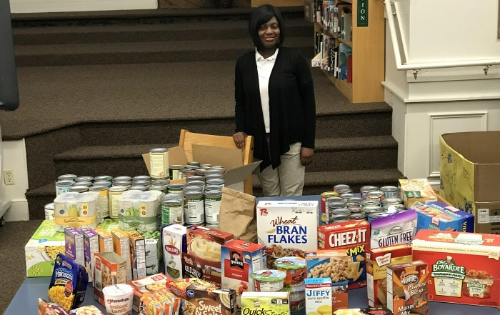 2018 - Can Food Drive