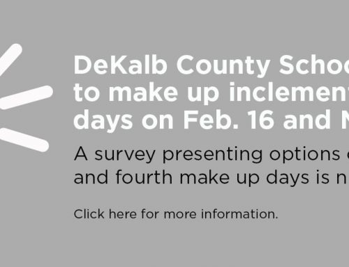 Input Needed: Inclement Weather Make-Up Days Survey