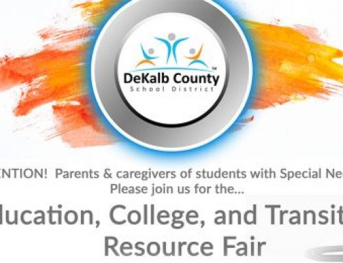 Education, College and Transition Resource Fair