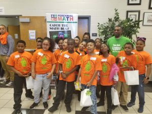 Columbia Elementary and Wadsworth Magnet Compete in Perennial Math Competition