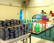 Indian Creek Receives Over 11,000 Supplies