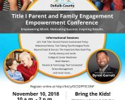 Title I Empowerment Conference