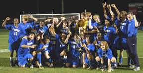 Chamblee won its first state title (Class AAA) in 2008 giving DeKalb a double-dip in state titles that year.