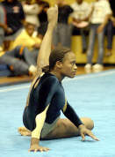 Southwest DeKalb's DeAvera Todd was the last gymnast to win the state all-around title from DeKalb in the 2004 state meet.
