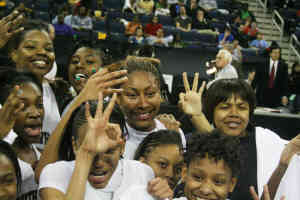 Southwest DeKalb was first to win three consecutive state titles