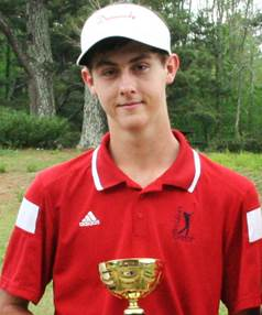 Dunwoody's Peter Trask won a thrilling two-hole playoff against Arabia Mountain's Noah Kuranga to win low medalist honors.