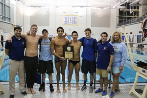 2016 DCSD Swimming and Dive Champions -- Chamblee Bullsharks (Bulldogs)