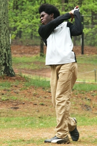 Cedar Grove junior Noah Kuranga shot a 73 for the second consecutive season to tie for first before losing in sudden death playoff.