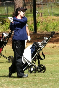 Dunwoody's Lauren Callahan improved 9 strokes this season to retain her second place finish for the 2nd consecutive season.