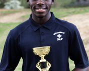 Cedar Grove senior Noah Kuranga got over the hump to capture the 2017 DCSD Boy's Golf title to join his sisters with an individual title of his own.