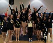 2017 DCSD Gymnastics Champions -- Lakeside Lady Vikings