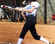 Senior Carlin Waddell and her Chamblee teammates will be swinging against Carrollton in the Class 5A Sweet 16.