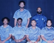 Redan core has helped Coach Alexander Wyche's Raiders to a 3-0 start to the 2018 high school baseball season.