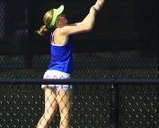 Chamblee senior Grace Pietkiewicz returns to lead the two-time defending champions into the Class 5A state playoffs. (Photo by Mark Brock)