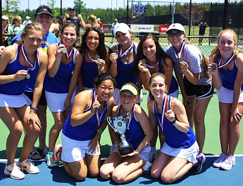 Lady Bulldogs Win Thriller to Repeat as Class 5A State Champs!