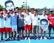 2018 GHSA Class 6A Boys' Tennis State Runners-up - Dunwoody Wildcats