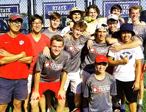Wildcats Defeat Northview for Berth in Class 6A Boys Tennis Championship