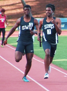 Cedar Grove's relay teams could be key to fourth consecutive Class 3A Boys' State Track Championship. (Photo by Mark Brock)