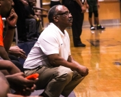 Dr. Phil McCrary reached the 600 career victory milestone with his Columbia teams win over Arabia Mountain in the first round of the Region 5-5A Tournament at Columbia. (Photo by Mark Brock)