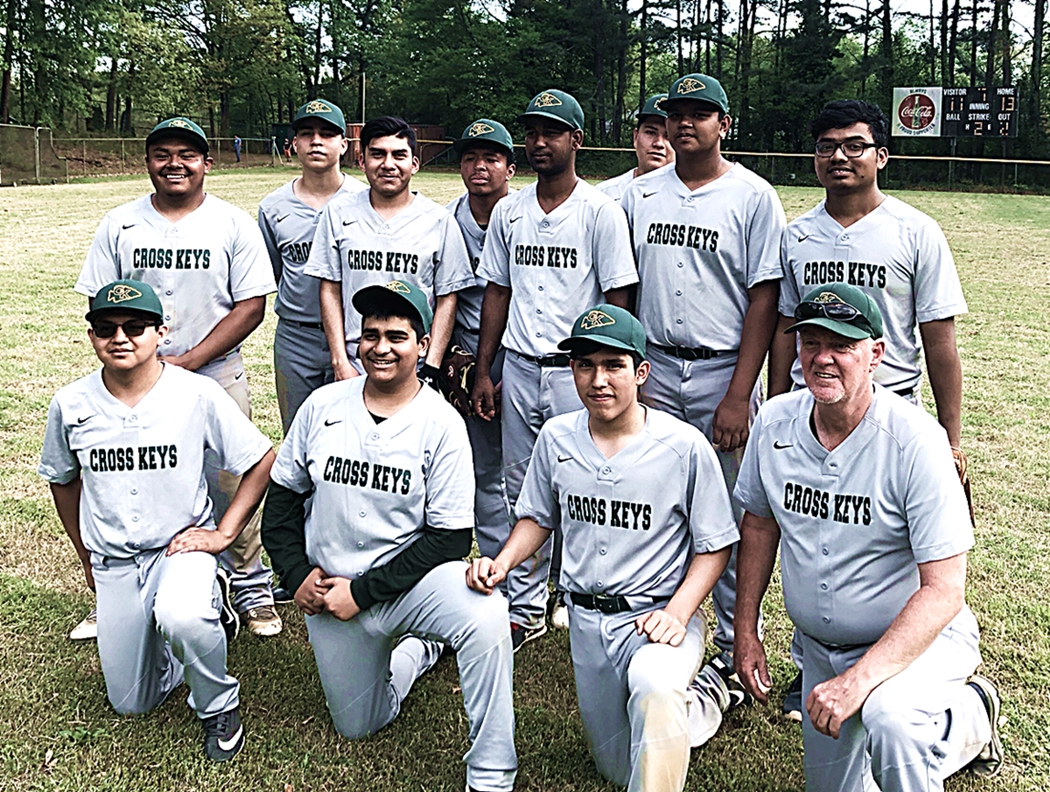 The Cross Keys Indians ended their losing skid at 87 with a thrilling 13-11 win over the Riverdale Raiders last Saturday.
