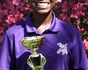 Lakeside's Kaylee Cornelius was the girls' low medalist with an 89.