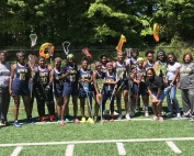 The Southwest DeKalb Lady Panthers made history heading into the state playoffs as the first all-African American girls' team to reach state. (courtesy photo)