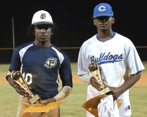 2019 DCSD Senior All-Star Baseball Classic MVPS