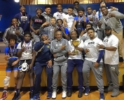The Southwest DeKalb Panthers won the Area 5-5A Traditional Wrestling title for the fourth consecutive year.