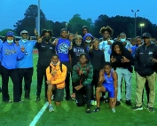 2021 DCSD County Boys Track and Field Champions -- Stephenson Jaguars