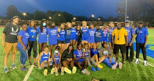 The Chamblee Lady Bulldogs added the Region 5-5A girls title to their trophy case. (Courtesy Photo)