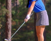 Chamblee's Olivia Lee named Georgia's Girls' Golf Positive Athlete for her strong academic and community giving. (Photo by Mark Brock)