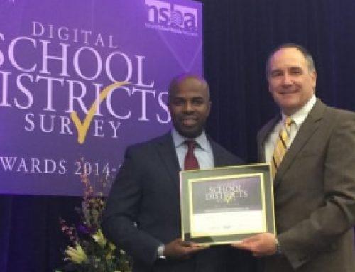 2014-2015 Digital School Survey Award