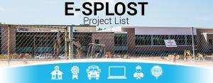 eSplost Project List